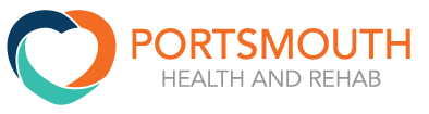 Portsmouth Health and Rehab logo
